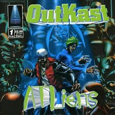 OutKast - Atliens [New CD] Explicit