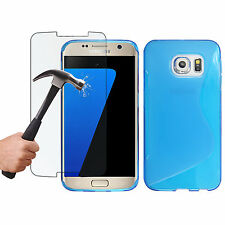 For Samsung Galaxy A3 A5 J5 J7 S5 360°Shockproof Full Body Hybrid TPU Case Cover