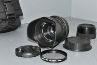 Canon EOS DSLR DIGITAL 50mm macro close lens kit 1100D 1200D 1300D 2000D 4000D +