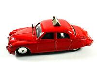 vtg Corgi Toys No. 213S Jaguar 2.4 Fire Service Car RARE england