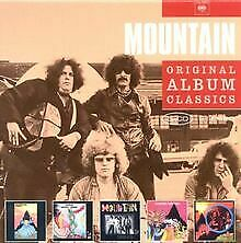 Original Album Classics by Mountain | CD | condition very good