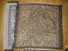 Lot de 2 foulard écharpe 79 X 79 CM tres doux