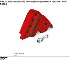 ELEVATION SHOCK ABSORBER MINARELLI HORIZONTAL+VERTICAL >04 4 HOLES ROSSO 520623B