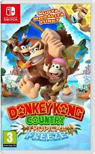Donkey Kong Country Tropical Freeze Platform - Nintendo Switch
