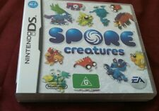 Spore Creatures Nintendo DS Game with free post