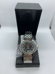 Vostok Scuba Dude Automatic Wrist Watch Mens Scuba Dude 2416/420380