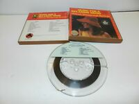 Music For A Relaxing Mood Velvet Piano Reel to Reel Tape 3 3/4 IPS Tested