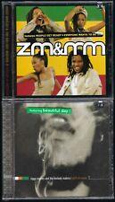 ZIGGY MARLEY MELODY MAKERS 2 CD Lot SEALED Fallen is Babylon Spirit of Music lp