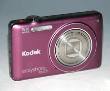 Kodak EasyShare Touch M5370 16.0MP Digital Camera - Purple  # 6609