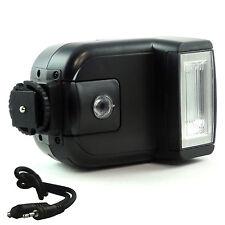 Flash Camara DynaSun CY20 Digital para Canon Nikon Pentax con cabeza ajustable