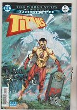 DC COMICS TITANS #16 DECEMBER 2017 REBIRTH 1ST PRINT NM