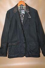 #55 Barbour ' Beacon' Waxed Cotton Men's Sports Jacket Size L