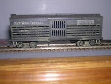M.D.C. #???? New York Central 36' T.R.Stock Car #5029 Built-up wKadees H.O. 1/87