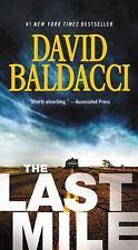 Amos Decker Ser.: The Last Mile by David Baldacci (2016, Hardcover)