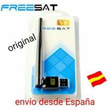 usb wifi Antena V8 Freesat V7 V8 .... Para receptores digitales