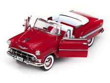 1953 Chevrolet Belair convertible RED 1:18 SunStar 1620