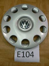 Original VW Radkappe Golf 15 Zoll Radzierblende 1 Stück 1C0601147A ArNrE104