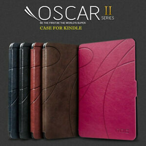 ROC® Smart Leather Case Cover for New Kindle (10th Generation, 2019 Release)