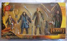 """The Hobbit An Unexpected Journey Action Figure 5 Figure Set 4""""-6"""" Vivid Imaginat"""