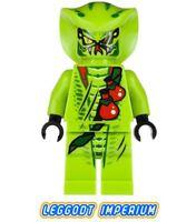 LEGO Ninjago Minifigure - Lasha - minifig njo051 FREE POST