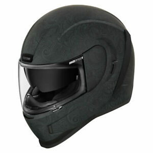 2020 2021 ICON AIRFORM MOTORCYCLE STREET BIKE HELMET DOT - PICK SIZE/COLOR