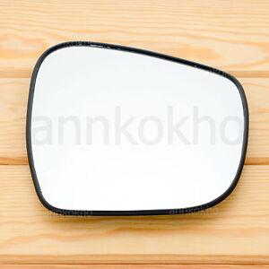 14-17 for Nissan Navara D23 NP300 Frontier side door mirror glass lens right