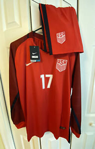 Jozy Altidore Toronto Dri-Fit Nike Team USA Soccer jersey & Shorts Set W/ Tags L