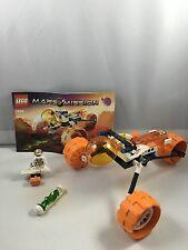 Lego Space Mars Mission MT-31 Trike 7694 vehicle figures astronauts set rare htf