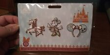 Disney Store Minnie Mouse Main Attraction King Arthur Carrousel 7 in series