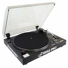 PYLE PRO*Belt Drive USB TURNTABLE Record Player*with DIGITAL RECORDING SOFTWARE