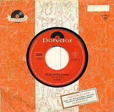 "JIM ROBSON - OH MY DARLING CAROLINE / ALABAMA ROSE 7"" FLC SINGLE (C484)"