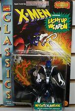 X-MEN CLASSICS NIGHTCRAWLER LIGHT UP WEAPON - TOY BIZ - MARVEL - 1996