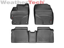WeatherTech Floor Mat FloorLiner for Toyota Prius - 2012-2015 - Black