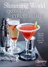 Slimming World Extra Easy Entertaining 100 recipes RRP £16.99 EXC COND