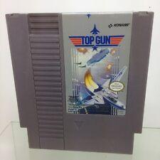 TOP GUN/jeux NINTENDO NES ,pal,TBE,vintage