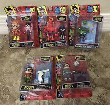 Teen Titans Go! , Red X Starfire Speedy Beast Boy , 2.75 Figure Complete Set