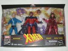 3 - MARVEL LEGENDS FAMILY MATTERS PACK : MAGNETO / SCARLET WITCH / QUICKSILVER