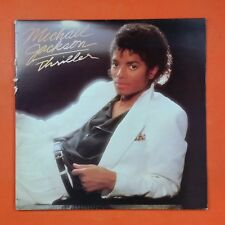 MICHAEL JACKSON Thriller QE38112 LP Vinyl VG++ Cover VG+ GF Test Played