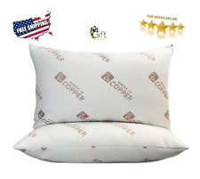 Essence of Copper Bed Pillows 2-pack - Free Shipping