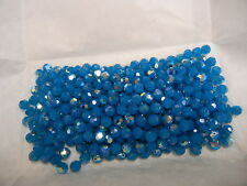 36 swarovski crystal beads,6mm caribbean opal AB #5000