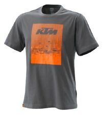 KTM T-SHIRT UOMO RADICAL TEE GREY  SIZE M 3PW200022503