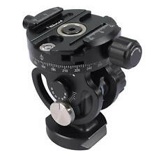 2D 360° Panoramic Panorama Ball Head for Tripod Ballhead Quick Release Plate
