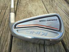 Cobra King Forged Tour Single 7 Iron Golf Club Right Hand Steel KBS Shaft MCC +
