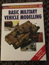 Osprey Compendium Modelling Manual Military Vehicle No 3 New