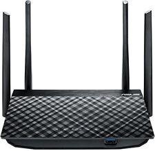 5615-04g Asus Ac1300 Rt-ac58u 867mbit 400mbit Dualband Wlan-ac Gigabit Router