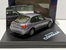 Toyota Corolla Liftback Grey 1/43 VITESSE Dealer Model Rare