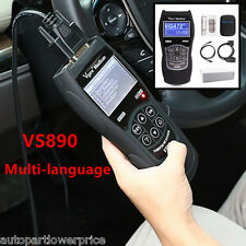 Voiture suv fault code reader multi-language VS890 outil OBD2 diagnostic scanner 2016