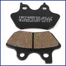 EBC Bremsbeläge FA400 HINTEN HARLEY DAVIDSON FXDWG Wide Glide 00-03