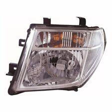 For Nissan Navara D40 5/2005-6/2008 Headlight Headlamp Uk Passenger Side N/S