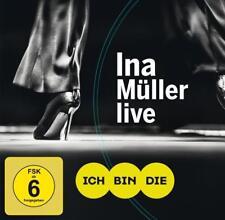 Ina Müller  Ich bin die Live  (2017)   2 CD + DVD  Noch originalverpackt !